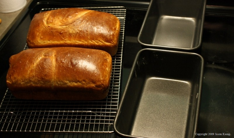 This bread makes great French toast.